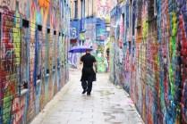 Grafiti Street, Ghent