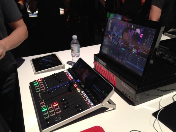 Livestream Studio HD510 at NAB