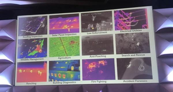 DJI Airworks: Aerial Thermal Imaging Applications