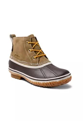 also women   hunt pac mid boot leather eddie bauer rh eddiebauer