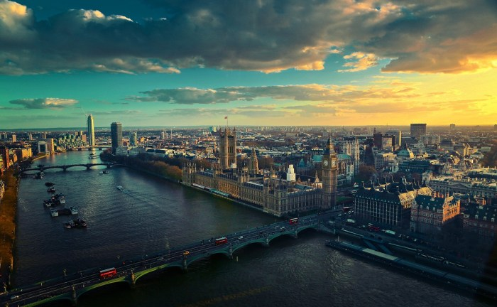 London Digital Economy - Eddie Copeland