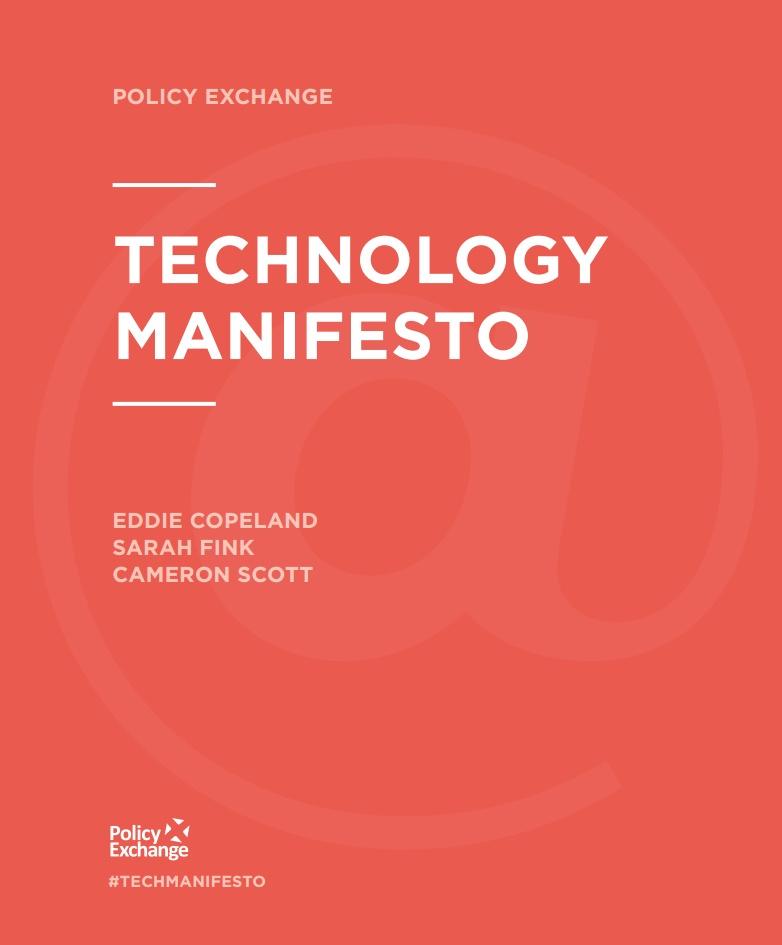 Technology Manifesto - Eddie Copeland