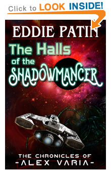 "Read ""The Halls of the Shadowmancer"" on Amazon now! It's FREE!"