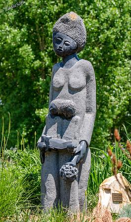 Art at Denver Botanical Gardens