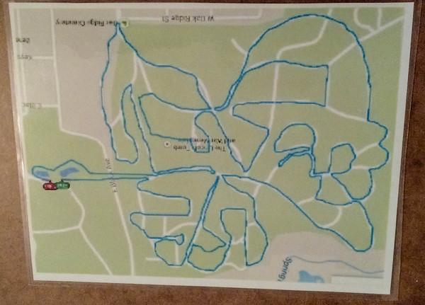 Oak Ridge Cemetery Prediction Marathon Relay in Springifield IL