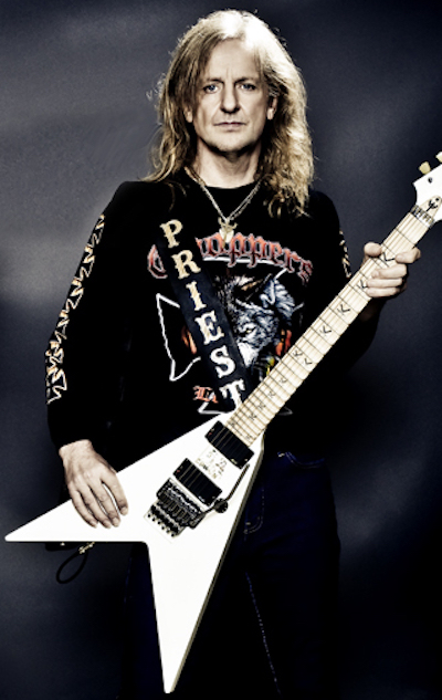 K. K. Downing : downing, GUITARIST, DOWNING, FORMER, JUDAS, PRIEST, BANDMATES, INTERESTED, INCLUDING, BAND'S, FORTHCOMING, ANNIVERSARY, Eddie, Trunk