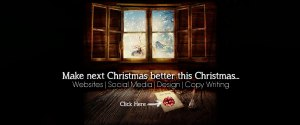 Make next Christmas and all year better with a new website from Success by Design