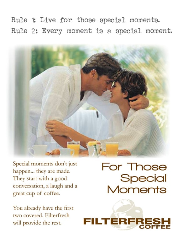 FF Special Moments Ad