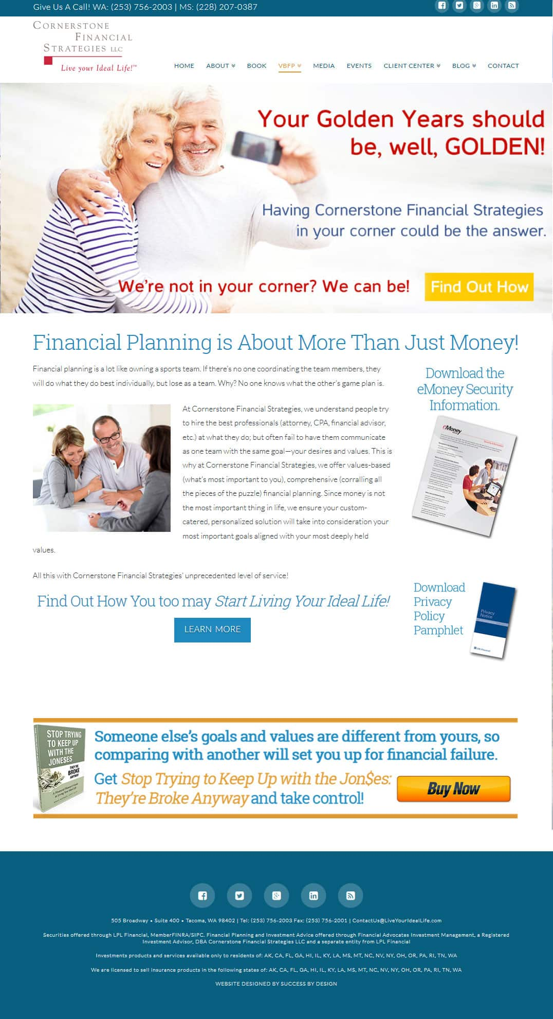 Cornerstone Financial Strategies