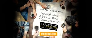 Make your new year's resolution a new website from success by design