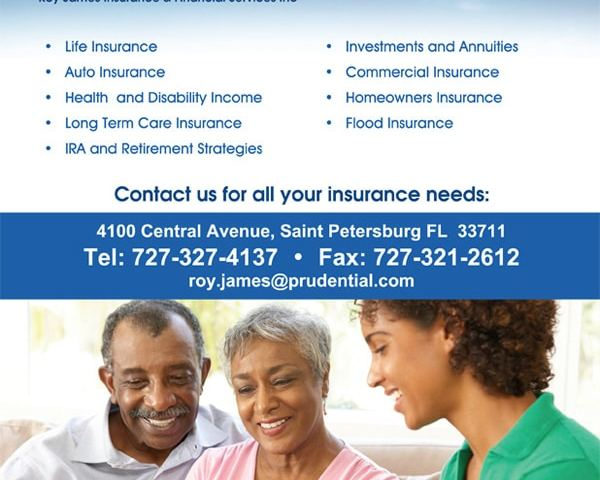 Roy James Insurance