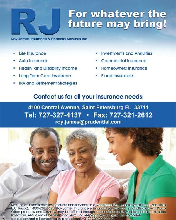 Roy James Insurance