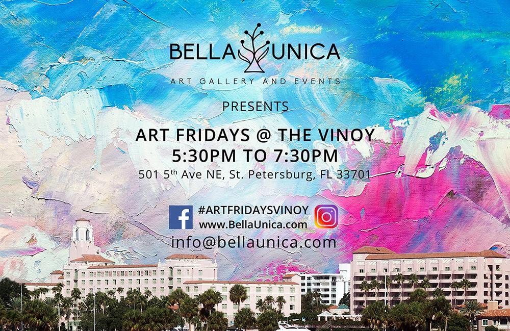 Art Fridays at the Vinoy
