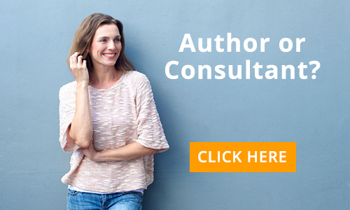 Are you an author or consultant?