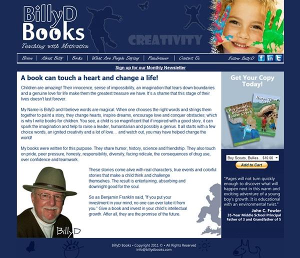 BillyD Books