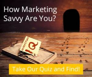 Take our marketing IQ quiz