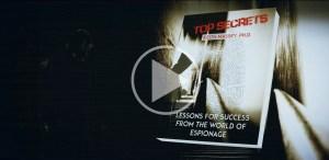 Keith Massey's Top Secrets video trailer