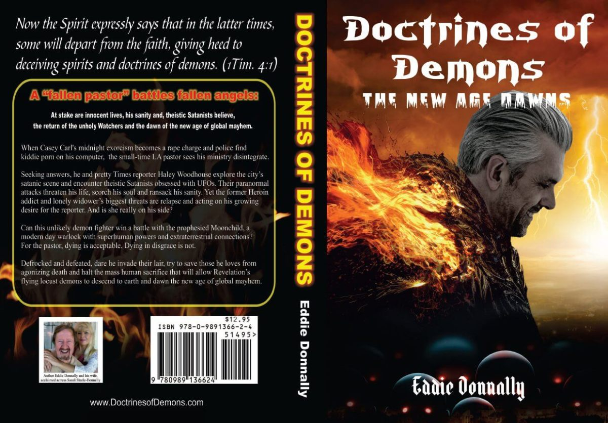 Doctrines of Demons Full Cover