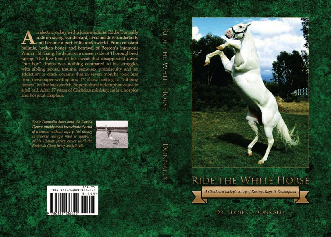 Ride the white horse full cover