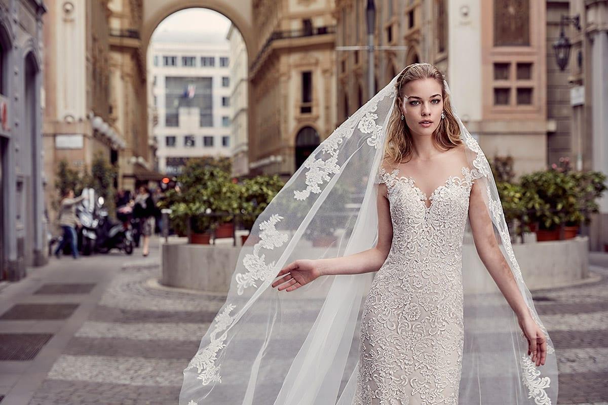 Wedding Dress MD233  Eddy K Bridal Gowns  Designer