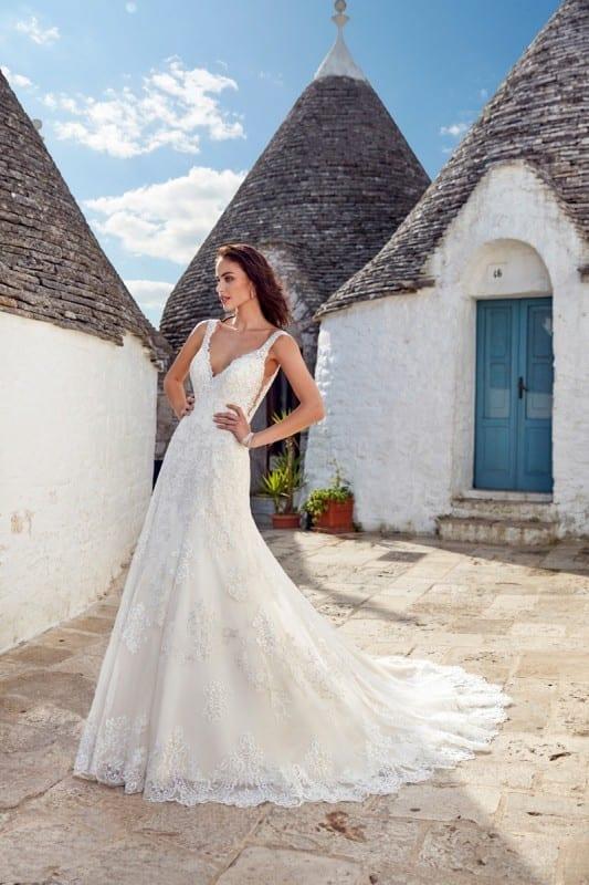 Wedding Dress Adriana Eddy K Bridal Gowns Designer