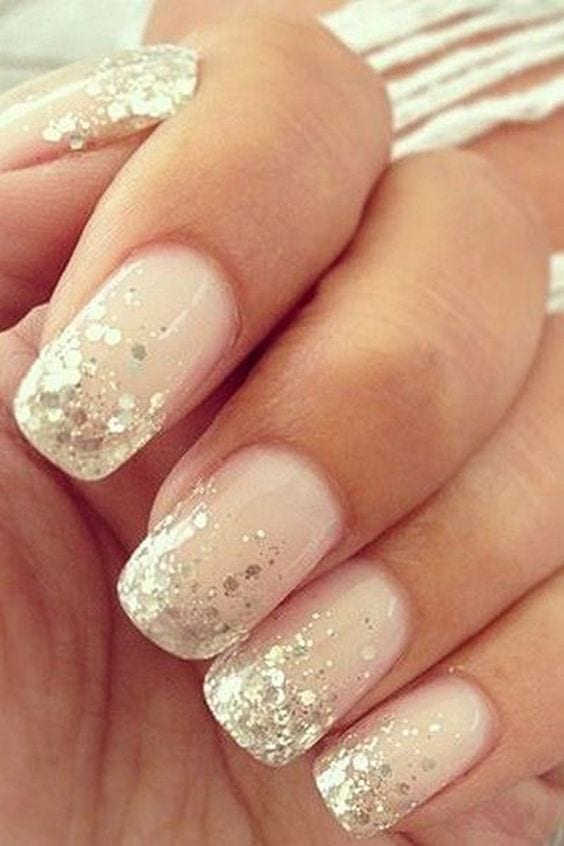65 Easy Geous Wedding Nails Ideas For 2017 Eddy K Bridal