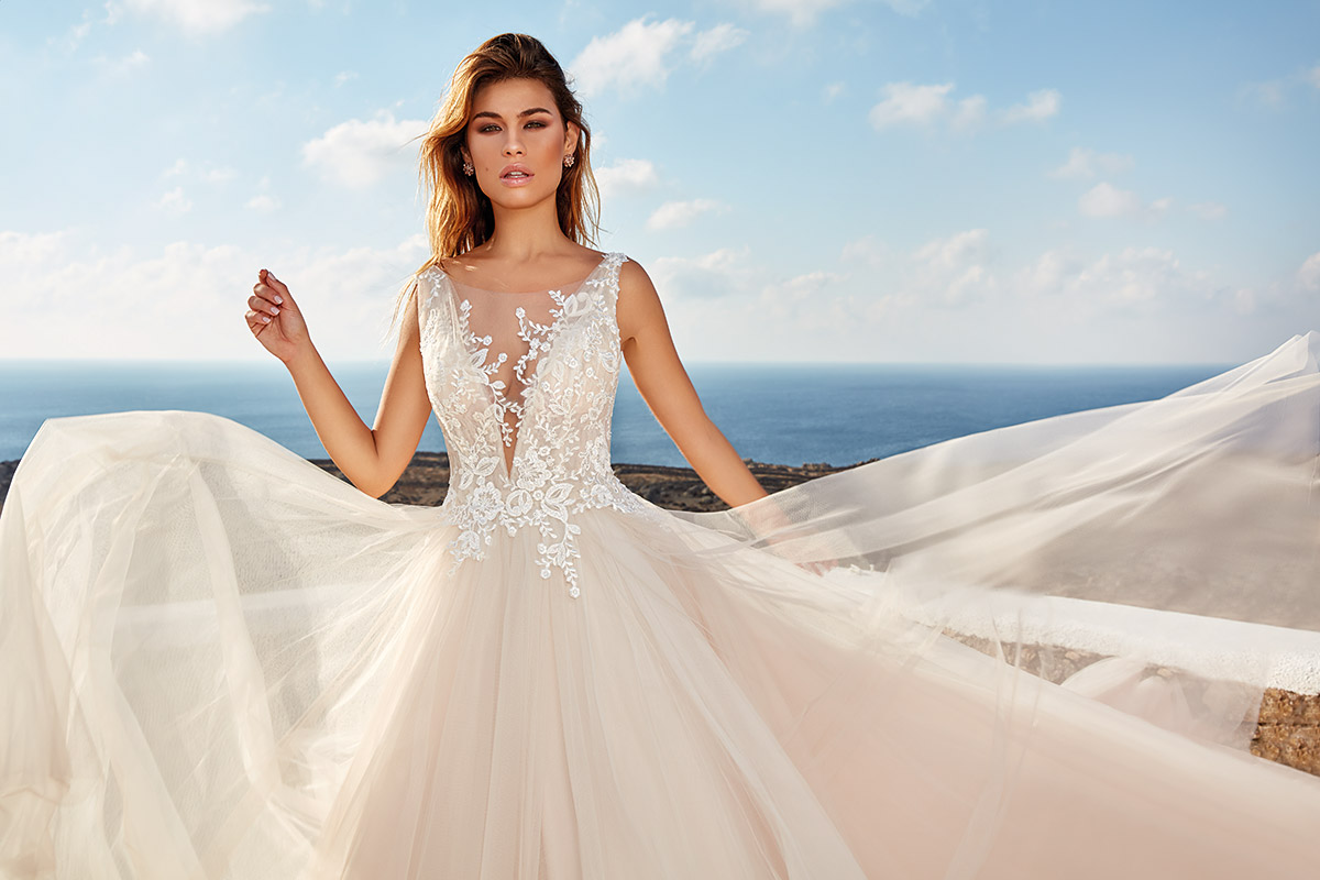 Wedding Dress Alana – Eddy K Bridal Gowns