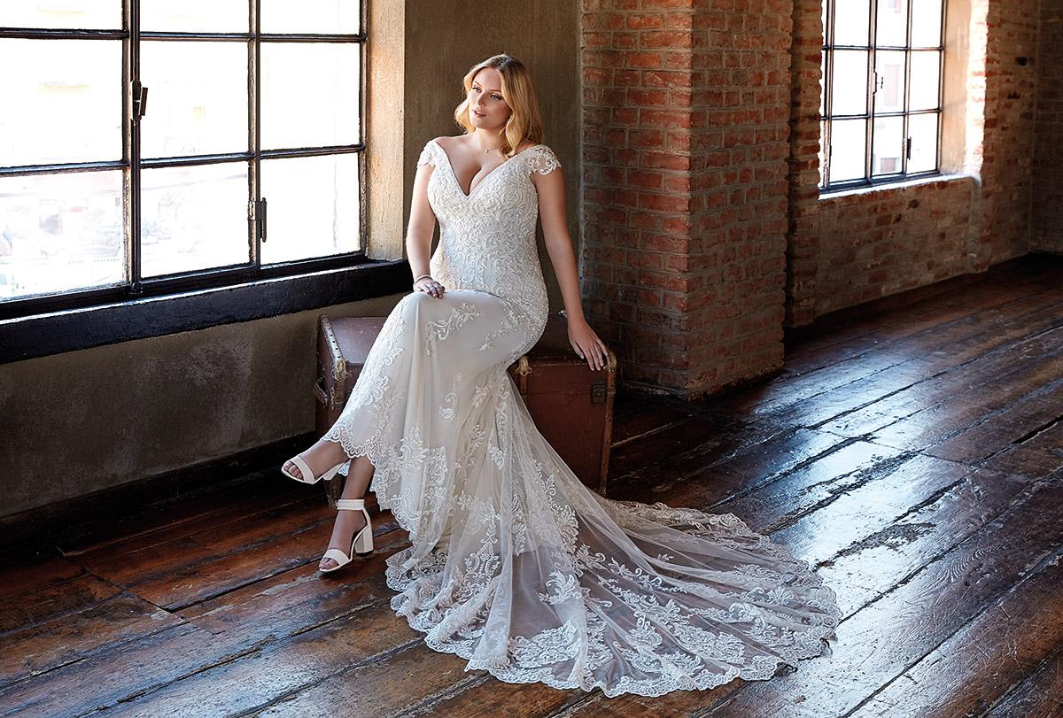 Wedding Dress UR117 – Eddy K Bridal Gowns