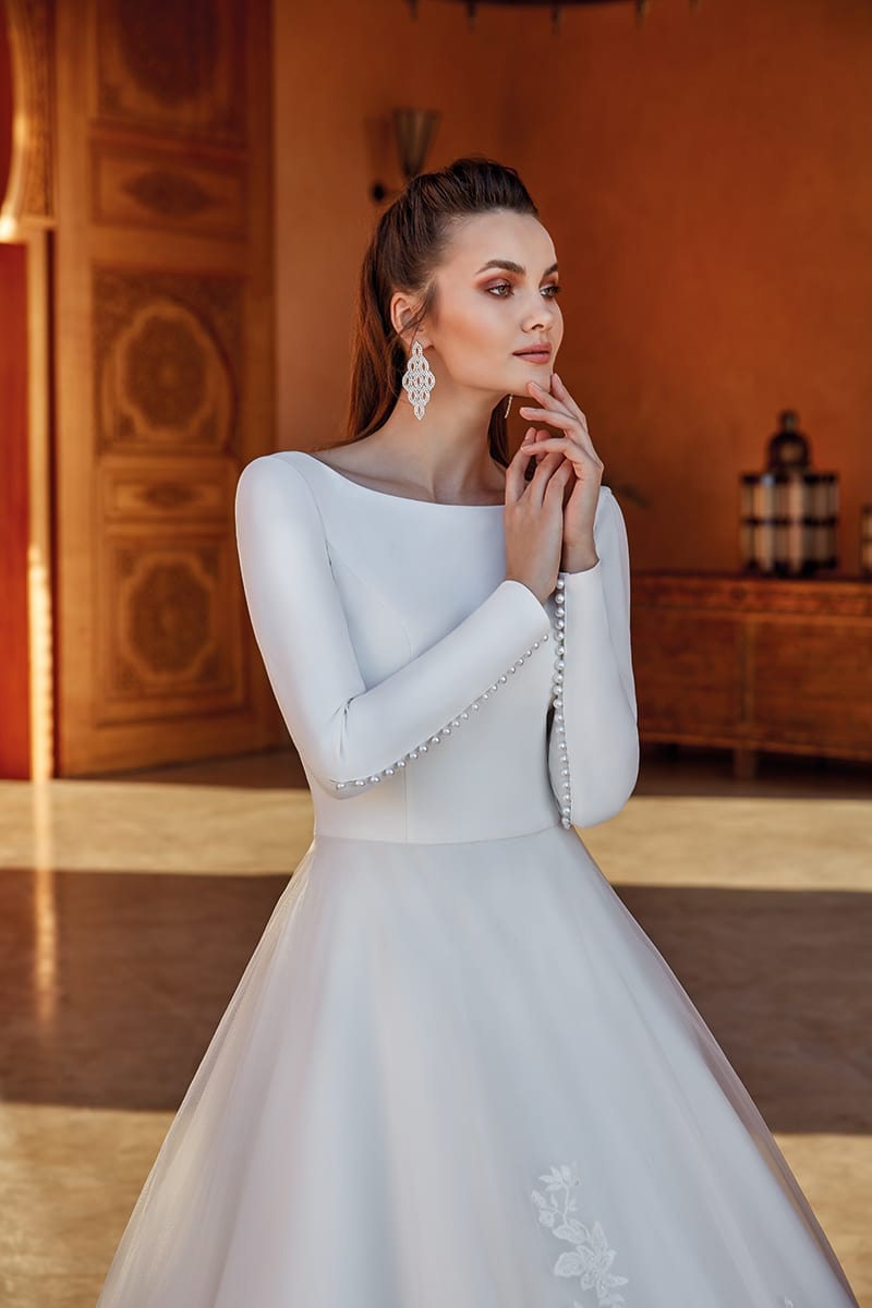 Wedding Dress CT262 2021 Collection - Eddy K Bridal Gowns ...
