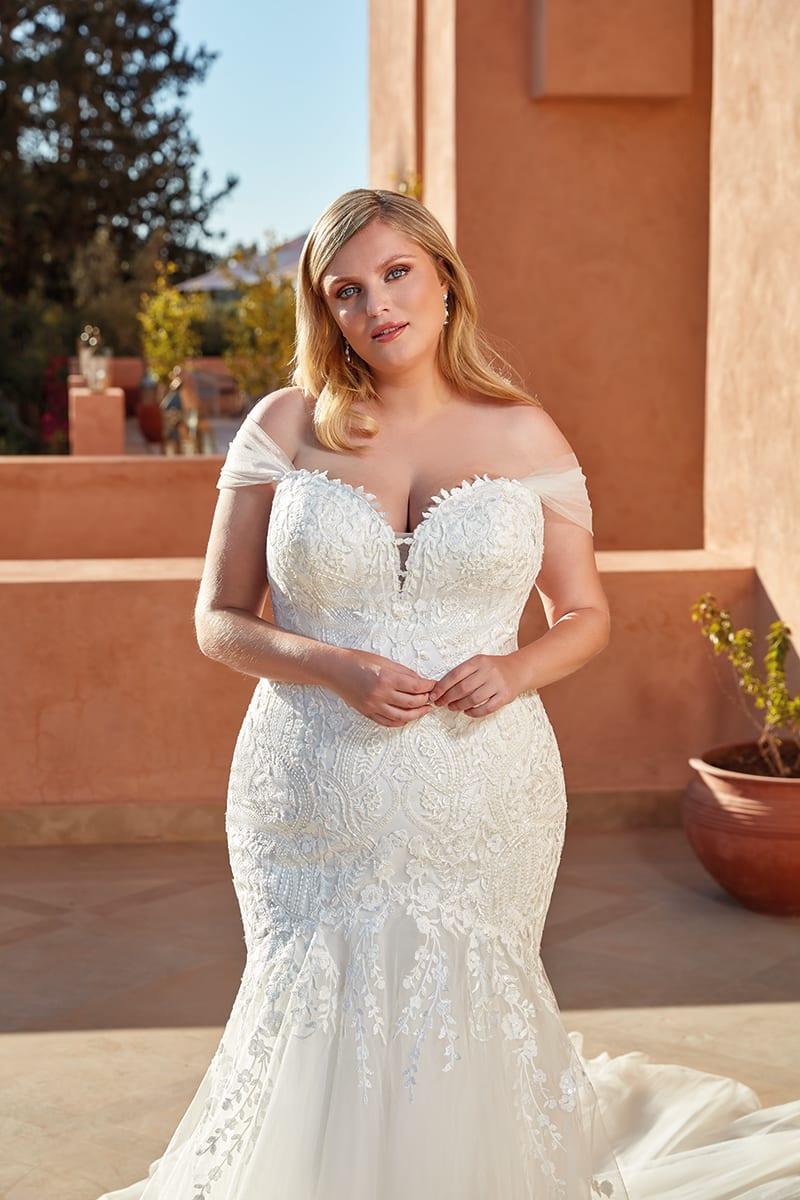 Wedding Dress UR130 2021 Collection - Eddy K Bridal Gowns ...