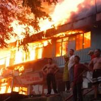 Lima Kebakaran Besar dalam 2 Bulan