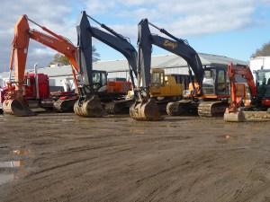 eddys demolition excavators