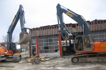 Demolition (Commercial & Residential)