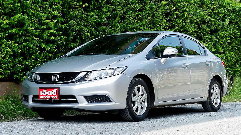 Honda Civic FB 1.8 S / AT ปี 2015