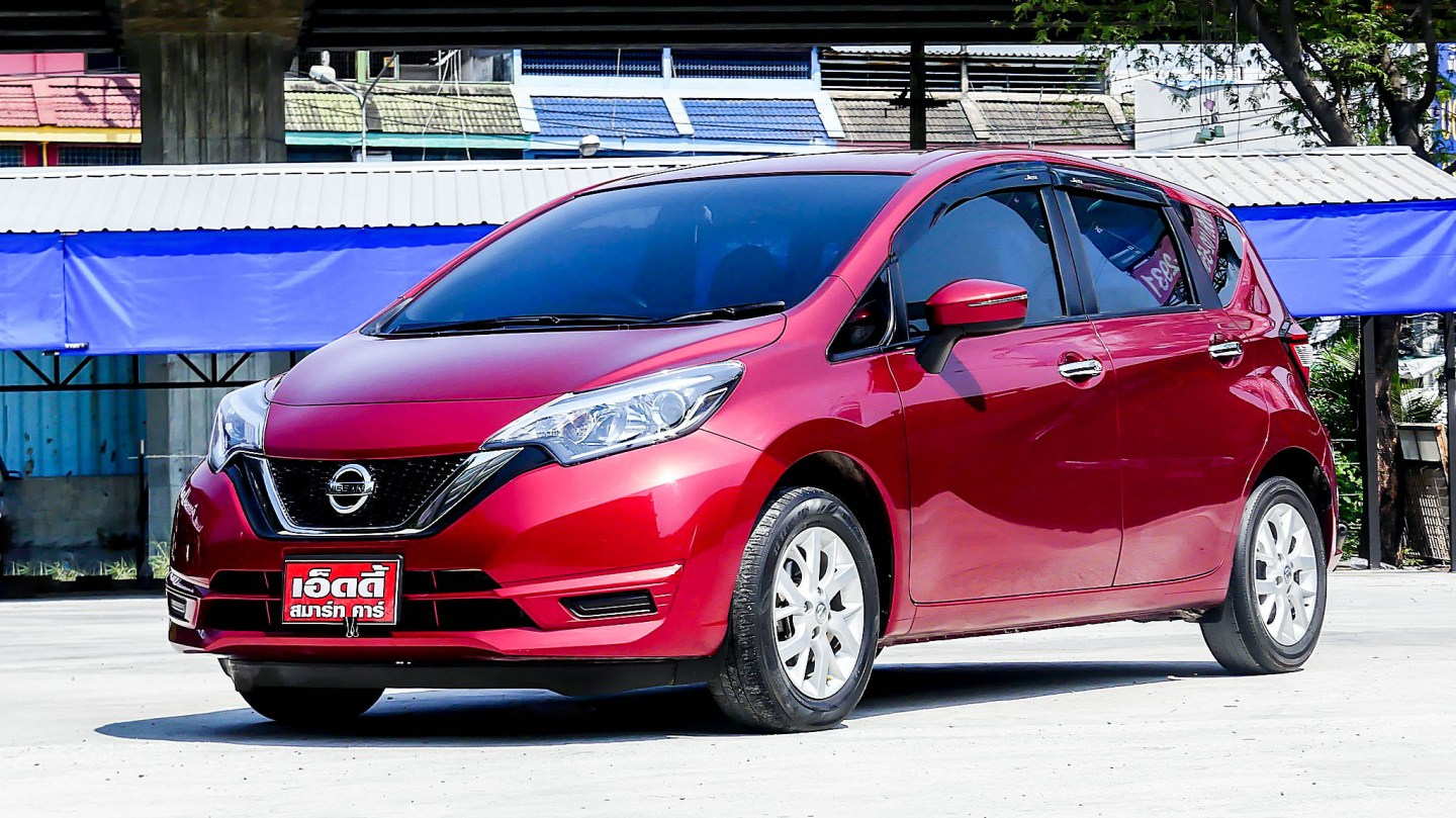 Nissan Note 1.2 V / AT ปี 2017