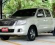 Toyota Vigo Champ 4 Dr 2.5 E / MT ปี 2012