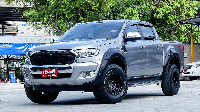 Ford Ranger Hi-Rider 2.2 XLT / AT ปี2017