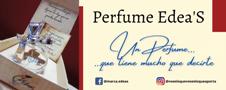 Perfume Femenino Edea´S. EdeaS_Original, Perfume Femenino, Regalo Original, Perfume Online, Mujer, Autoestima, Detalle, Día de los Enamorados, Novia, Esposa, Amiga, Amistad (190x60)