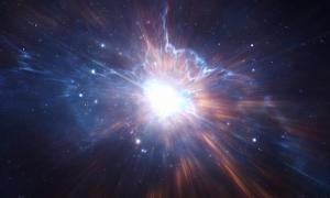 Fizikçiler, Büyük Patlama Öncesinde Evrende Ne Olduğunu Simüle Ettiler