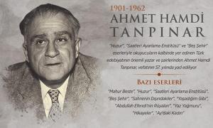 Ahmet Hamdi TANPINAR, Yaşadığım Gibi