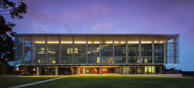 UCSD Med Ed building