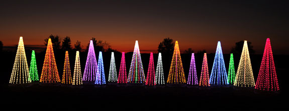 Commercial Christmas Decorations On Pinterest