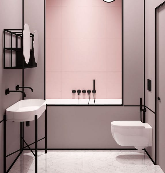New Bathroom Decor Trends 2021: Designs, colors and tile ...