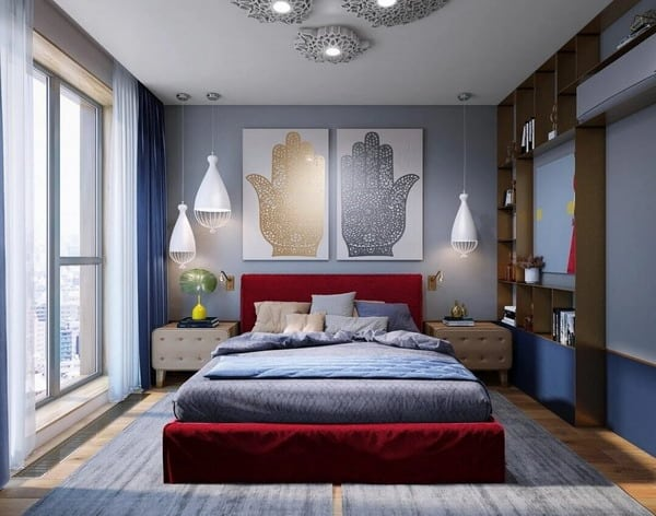 Design bedroom in a modern style. Fashionable bedrooms in 2021 – eDecorTrends