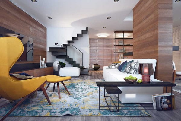 Interior Design Trends Of Modern Apartment In 2021 ...