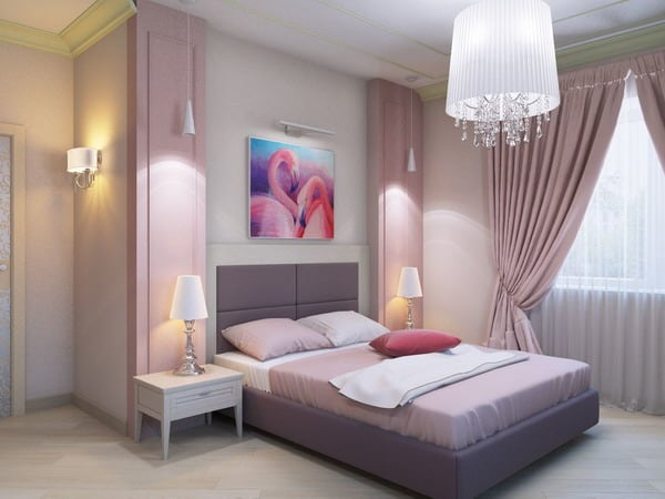 Small Bedroom Interior Design Style Trends 2021 - eDecorTrends