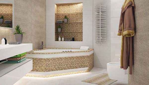 modern bathroom tiles design trends