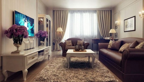 Modern Living Room Wallpaper Trends 2020-2021 - eDecorTrends