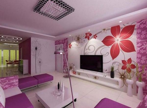 Modern Living Room Wallpaper Trends 2020 2021 – eDecorTrends