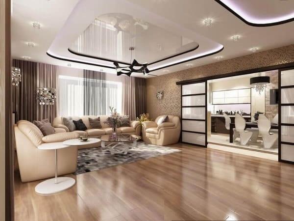 Ceiling Designs 2021 - current trends and original ideas ...
